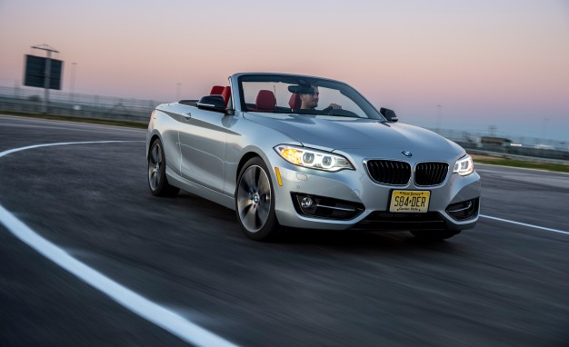 2016 BMW 2-series Convertible Thêm xDrive cho M235i, Ups giá Across the Board