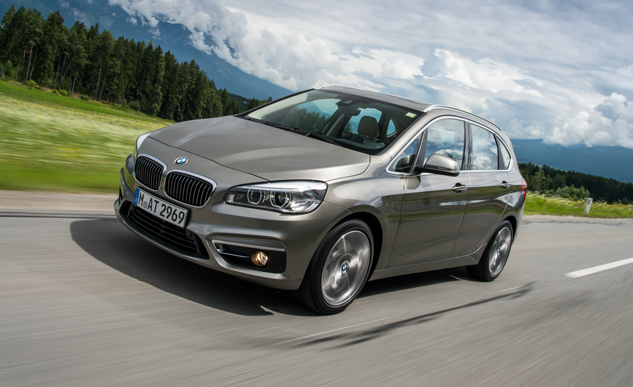 2015 BMW 2-series hoạt Tourer