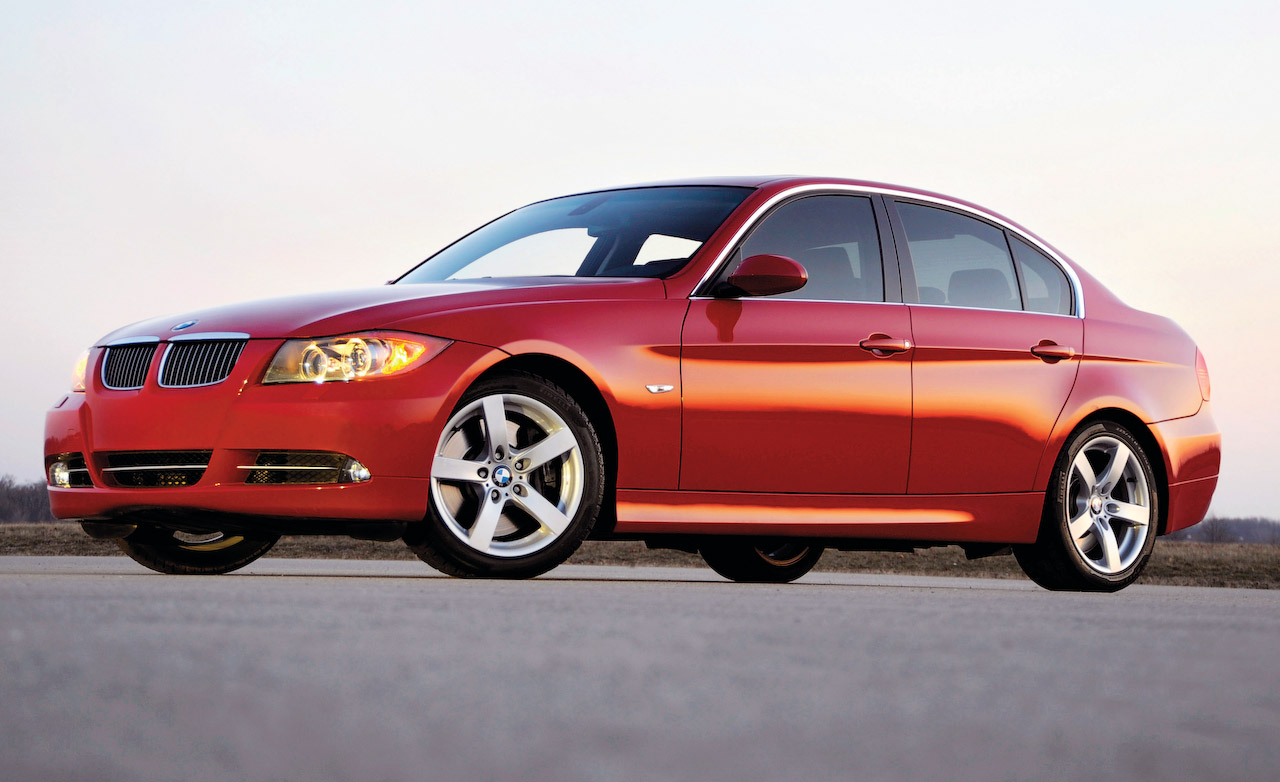 Certified Pre-Owned: 2007 BMW 335i